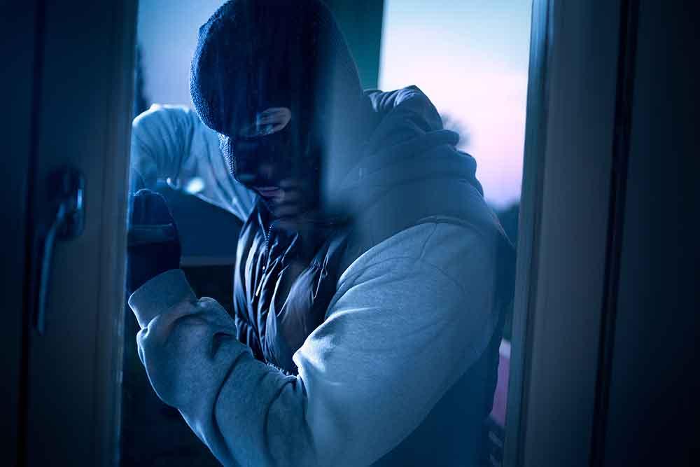 Alarmanlagen Einbrecher Einbruch Einbruchmeldetechnik
