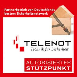 Telenot WFW Aalen Heidenheim Alarmanlagen Einbruchschutz Einbruchmeldetechnik